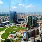 Vista mozzafiato su Milano: Palazzo Lombardia