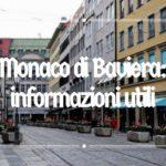 Monaco di Baviera: dove e come