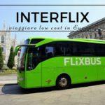 InterFlix: viaggiare low cost in Europa