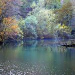 Foliage in Toscana: i magici colori di Isola Santa