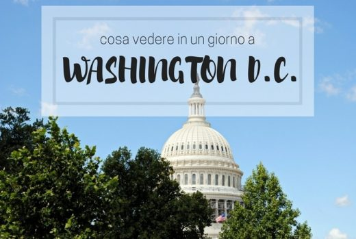 itinerario un giorno washington dc escursione new york