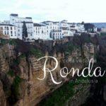 Ronda, la suggestiva città a strapiombo dell'Andalusia