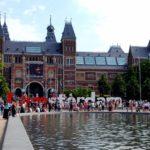 Ciao mamma, vado ad Amsterdam a vedere i musei!