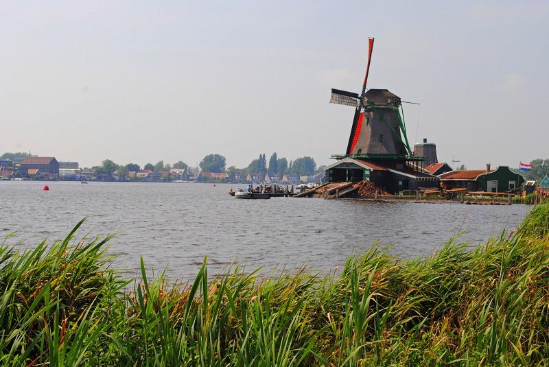 zaanse schans mulini a vento amsterdam (7)
