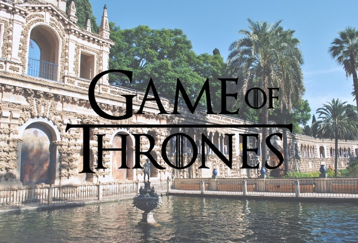 luoghi game of thrones andalusia