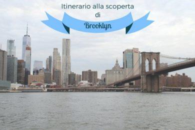 Itinerario alla scoperta dei quartieri di Brooklyn