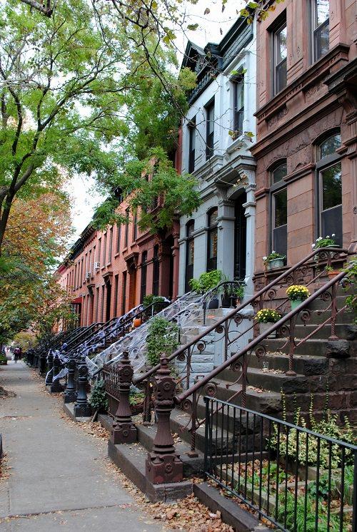 itinerario alla scoperta di Brooklyn - Park Slope