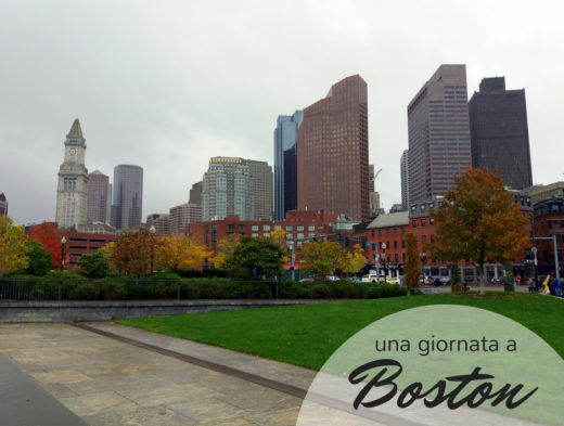 gita 1 giorno boston