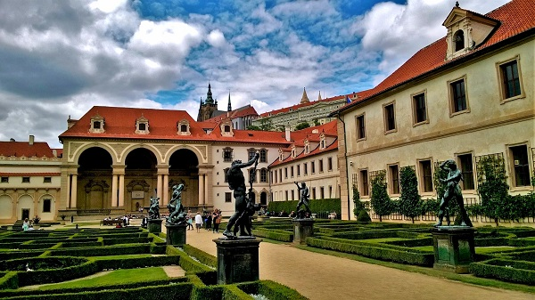 Giardino Wallenstein © Packare | Wikipedia