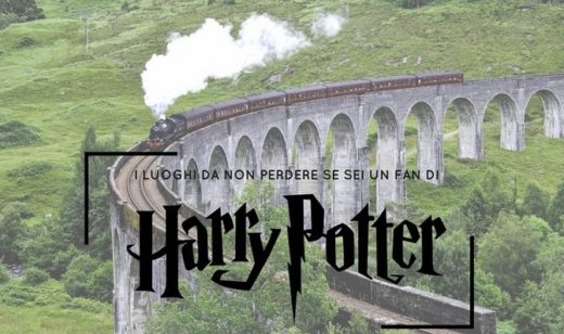 luoghi harry potter