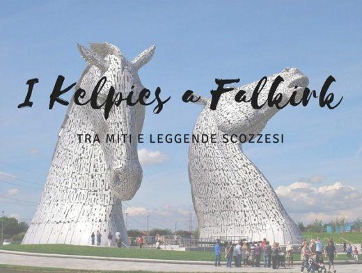 kelpies scozia