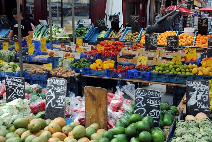 mercatini Amsterdam
