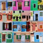 Visita a Burano, l'isola color arcobaleno
