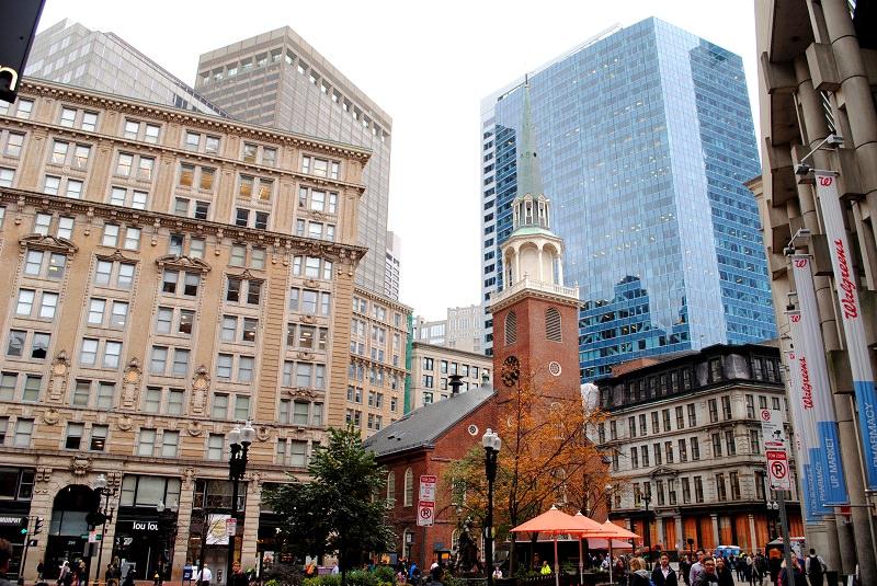 gita 1 giorno boston