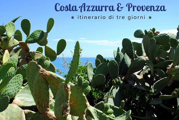 on the road costa azzurra e provenza itinerario 3 giorni