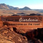 Tour della Giordania: una settimana on the road