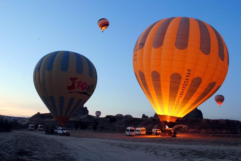 tre giorni in cappadocia